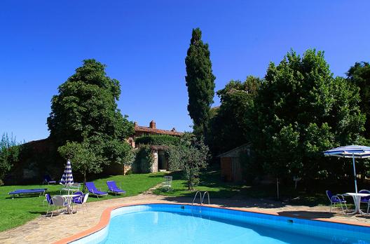 Hotel bien-etre en Toscane - Villa Le Barone