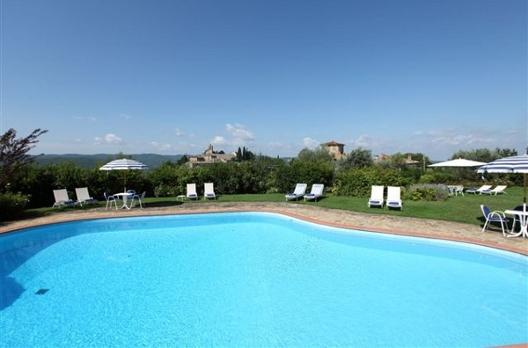 h tel avec piscine de charme chianti toscane villa le