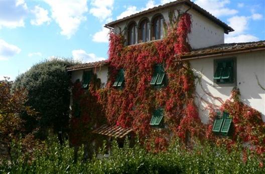 Paques en Toscane a l'hotel Villa Le Barone