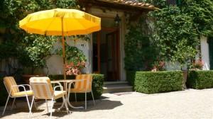Célébrer Pâques dans le Chianti à l'hôtel  de charme Villa Le Barone