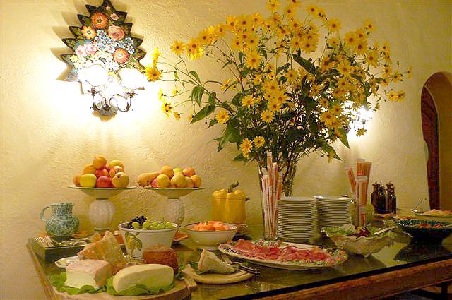 Cuisine Toscane et cours de cuisine au cœur du  Chianti