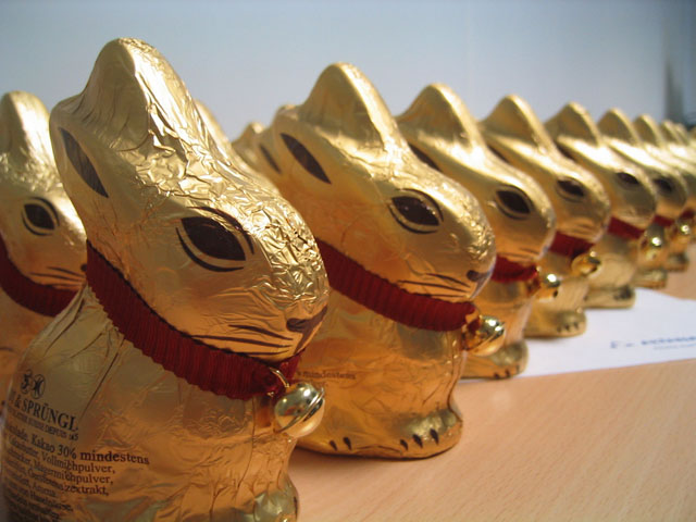 Easter in Chianti