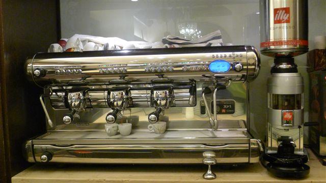 Café en Toscaneet dans le Chianti