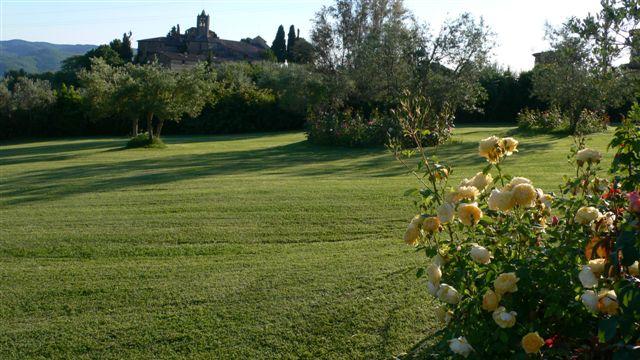 Le chianti durant la 2 me guerre mondiale villa le for Les jardins de la villa booking