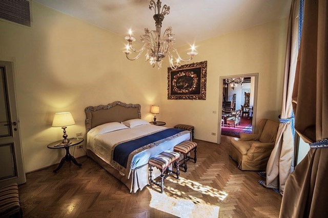 Palazzo Larderel Via Tornabuoni Florence