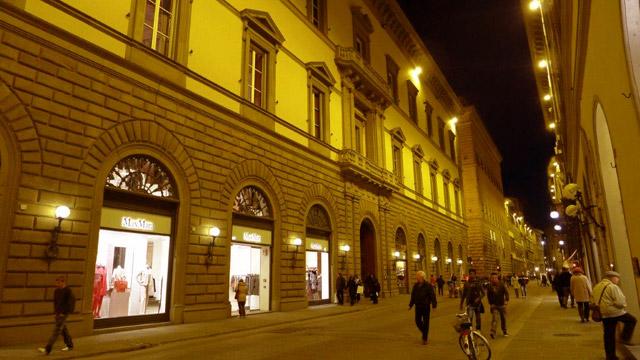 Via Tornabuoni, Florence