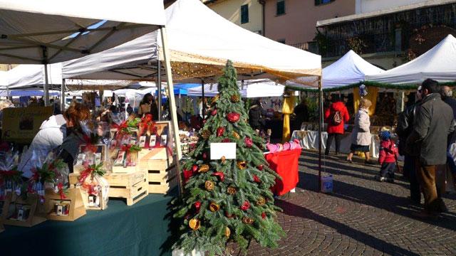 Marché de Noël à Greve in Chianti