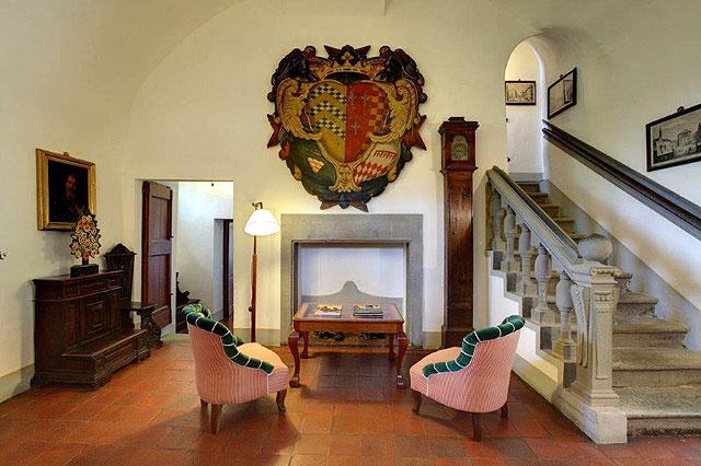 Hotel historique Villa le Barone