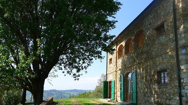 Podere à la Fattoria Vecchienna en Maremme  Toscane