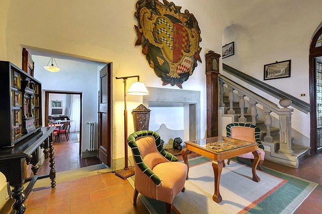 Un hotel historique dans le Chianti